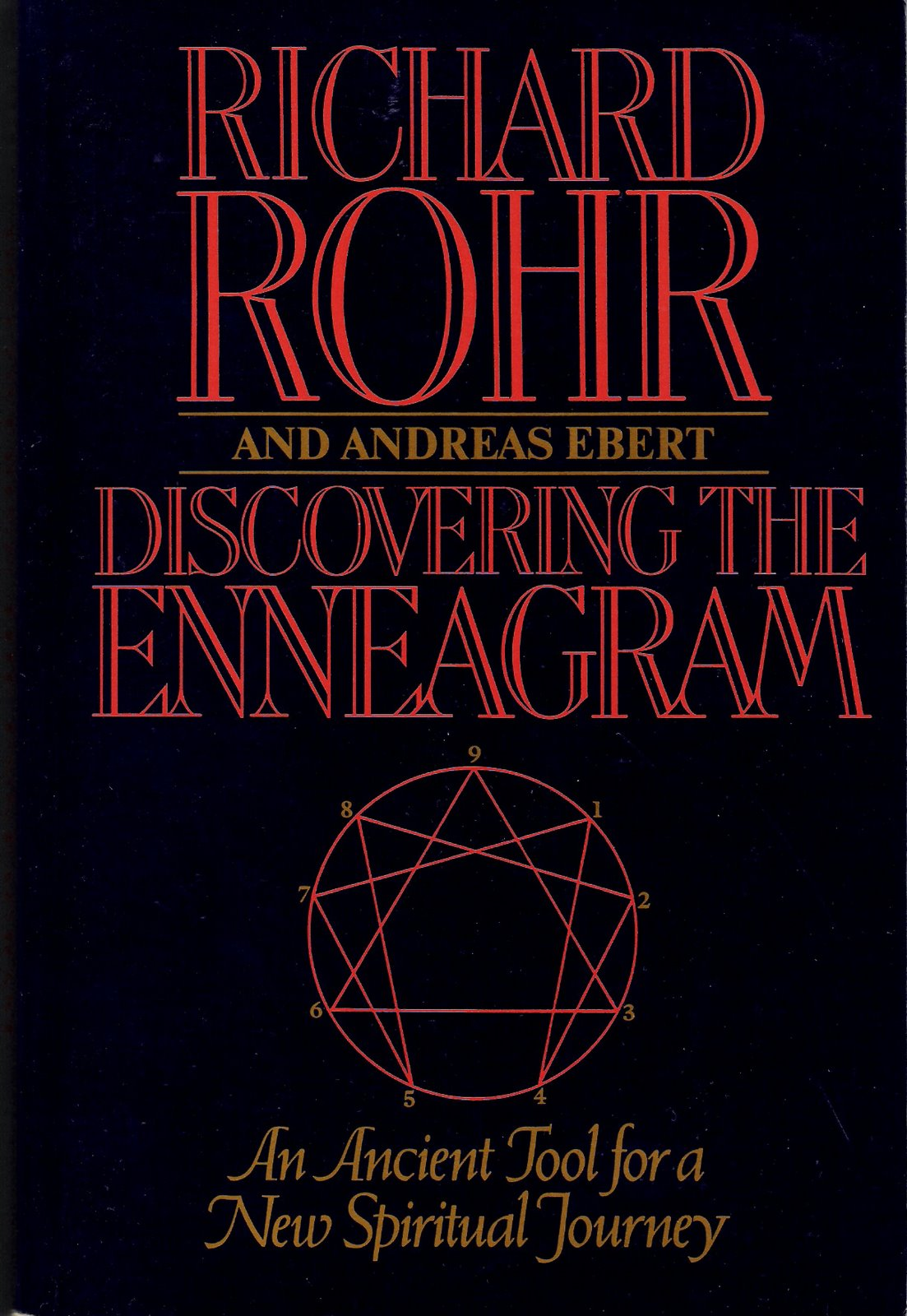 The Enneagram (Metaphysical Matters Book 8)