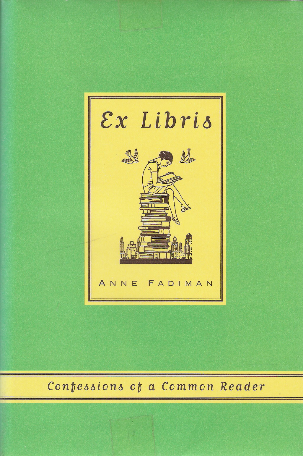 fadiman essay Anne fadiman, author of ex  of the american scholar over her policy of making the magazine a 'wildlife preserve for the endangered species of the essay',.