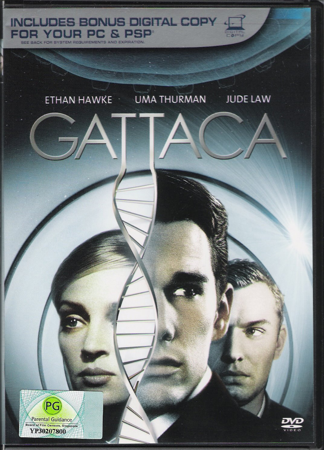 movie review gattaca Movie reviews for gattaca mrqe metric: see what the critics had to say and watch the trailer.
