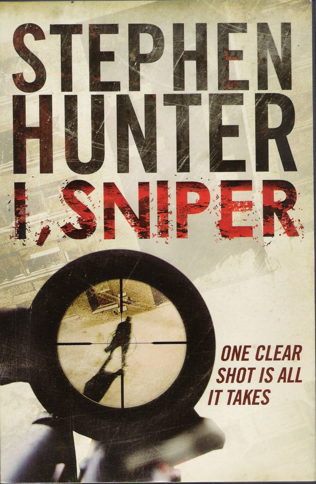 This 2009 novel about former Marine Corps sniper Bob Lee Swagger is the  best of the Sniper stories by Stephen Hunter so far.