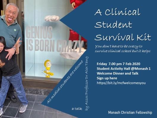 Clinical School Survival Kit01
